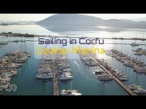 Sailing in Greece | LEVKAS MARINA | sailing in corfu | SeaTV | marine