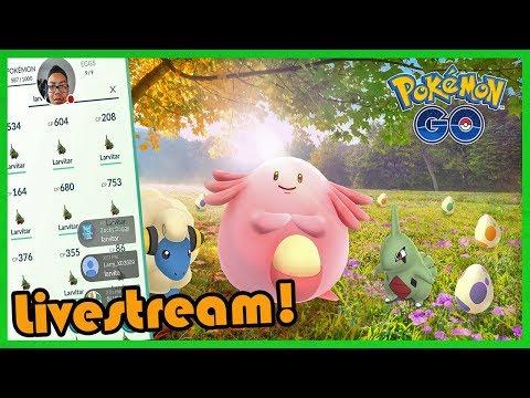 Safari Zone AUSBEUTE & Event heute Nacht! Pokémon GO Stream