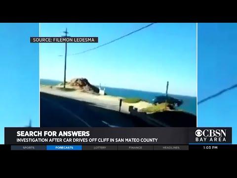 Fast Freddie - WATCH:  DASH CAM CAPTURES SUV DRIVING OFF CLIFF