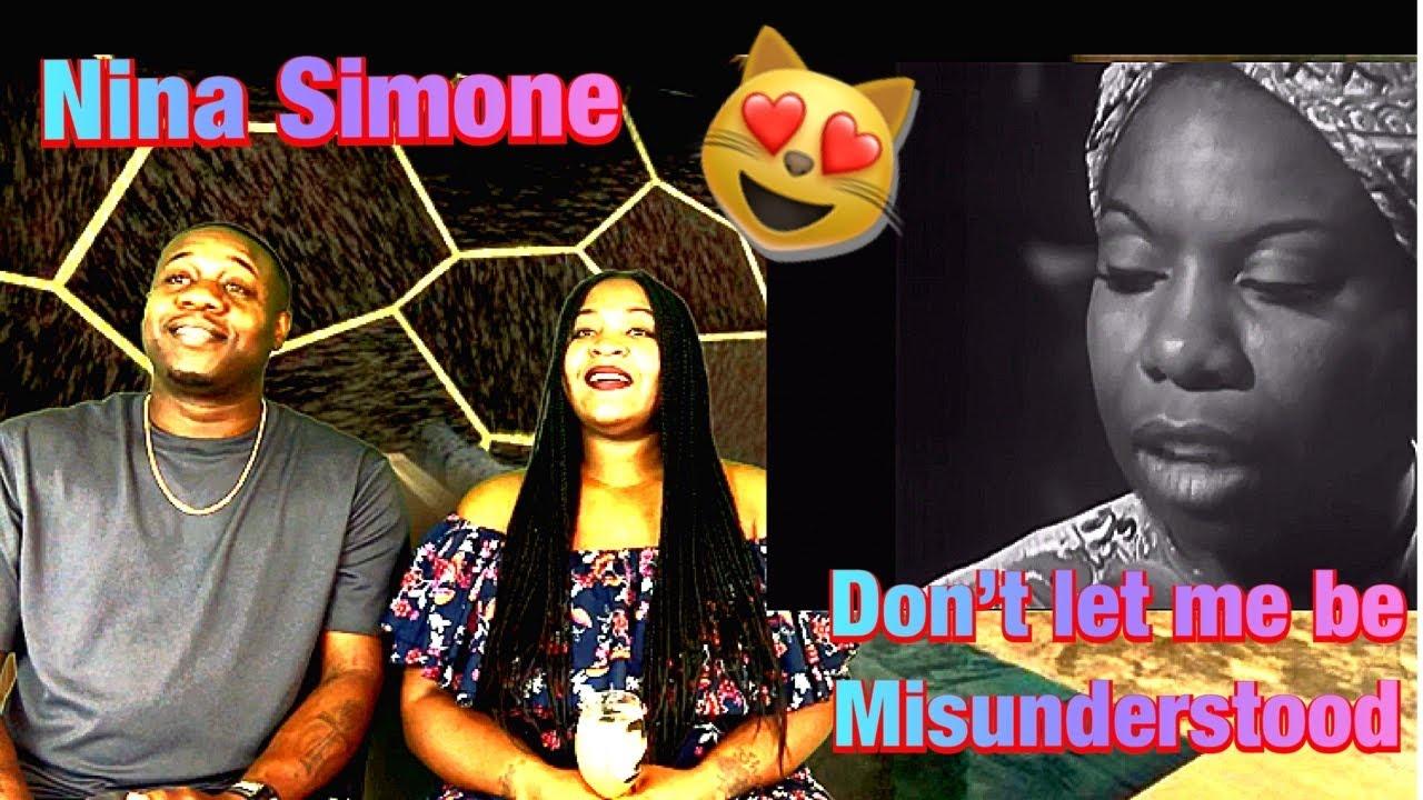 Nina Simone - Don't Let Me Be Misunderstood  (Live) REACTION