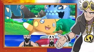 Discover More Pokémon and Meet Team Skull in Pokémon Sun and Pokémon Moon!