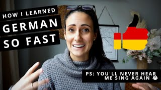 10 INCREDIBLY EASY WĄYS TO LEARN GERMAN FAST (REALLY FAST)