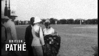 Prince Of Wales Tour Of South Africa (1920-1929)