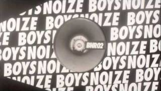 Boys Noize - Oh ! (Accelerate A-Track remix)