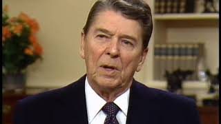 President Reagan's Interview with Tom Brokaw on January 17, 1989