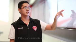 An Inside Look at the Temasek Polytechnic-RSA Security Operations Centre