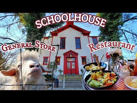 Schoolhouse Restaurant - Camp Dennison, Ohio