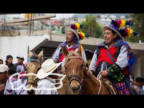 Balapan Kuda Sambil Mabuk Di Guatemala