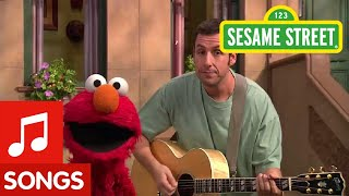 Watch Adam Sandler Stoned On Sesame Street video