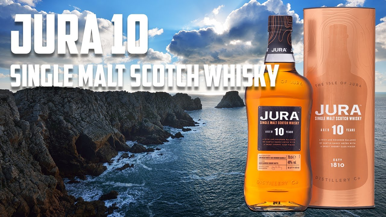 """Jura 10 Scotch Whisky Review, a big bottle of """"meh"""" 