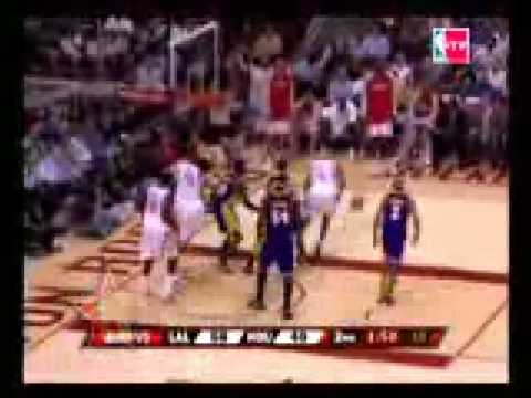 NBA 2007/08 Season Best Blocks