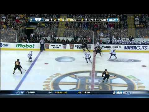 31.12.2014. Toronto Maple Leafs vs Boston Bruins Full Game HD