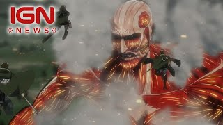 IT Director To Helm Attack On Titan Live-Action Film - IGN News