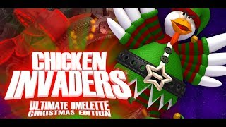 Chicken Invaders 4 Xmas: CHICKEN INVADERS ULTIMATE OMELETTE - Thành Gaming