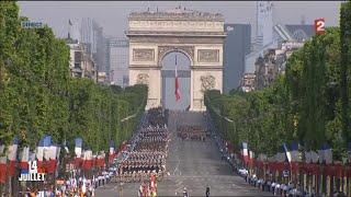 Défilé du 14 Juillet 2014 de France 2