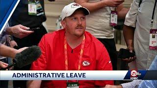 Kansas City Chiefs Place Britt Reid On Administrative Leave After Crash