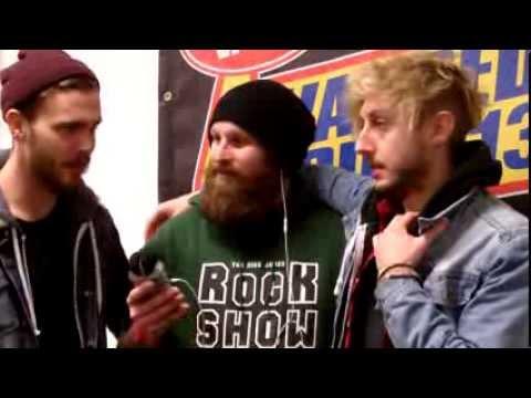 The First Interview Vans Warped Tour Nov 2013