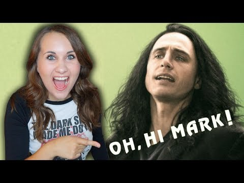 Rachel Reacts to The Disaster Artist Official Teaser Trailer || Adorkable Rachel