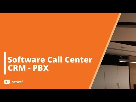Software Call Center - CRM PBX
