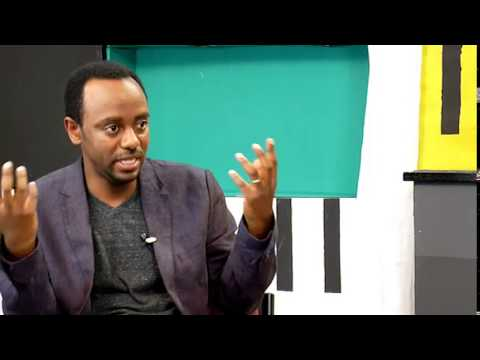 Endalkachew Hawaz Enawa Interview With Abiy Taddele at Kiya Show Part 2