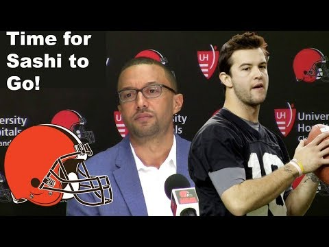 The Browns do not trade for AJ McCarron - It
