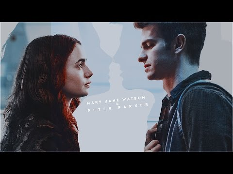 ● Mary Jane Watson & Peter Parker | A little unsteady.