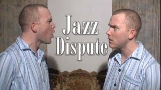 "Jazz Dispute - ""Leap Frog"" by Dizzy Gillespie &. Charlie Parker, Lip Sync"