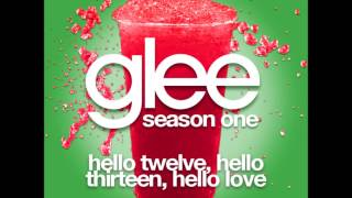 Glee - Hello 12 Hello 13 Hello Love (DOWNLOAD MP3+LYRICS)