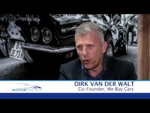 WeBuyCars Motor Trends Interview