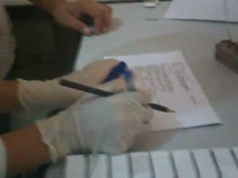 Vídeo Exame citologia