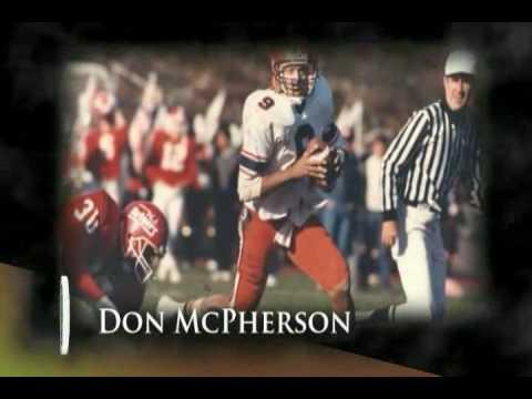 Passing Game Don McPherson
