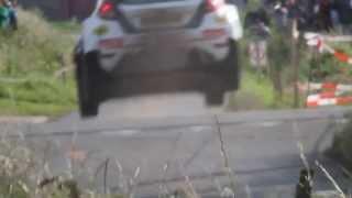 H.Kobus - Jump Kemmelberg @ Geko Ypres Rally 2013