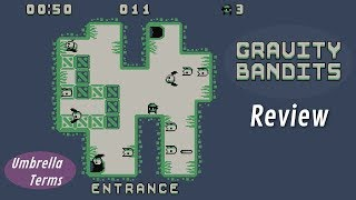 Gravity Bandits - PC Game Review - UT