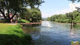 Camping Krasinec - river Kolpa - Slovenia