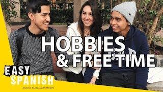 HOBBIES | Easy Spanish 84