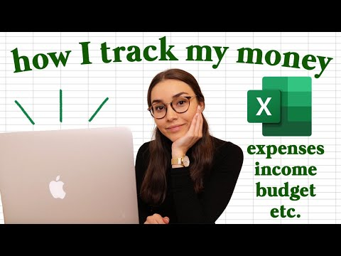 how I manage my money  💵    income , expenses , budget , etc    personal finance in my 20s