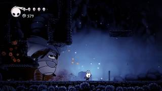 Mini Boss in Hollow Knight is easy early game geo