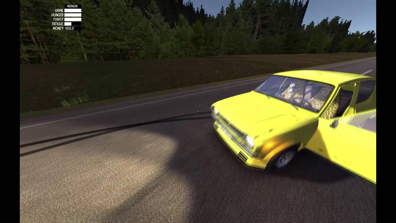 my summer car game engine