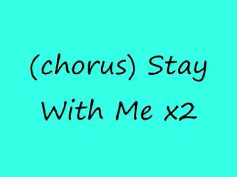 Cher Lloyd Stay Lyrics