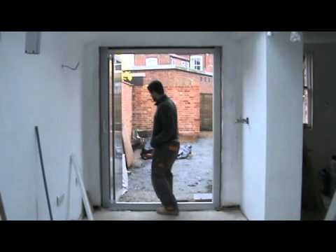 Frameless Double Glazing - Patio Doors