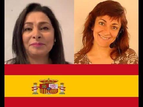 Entrevista a Alejandra Casado - Post Evento España - Dic. 2018