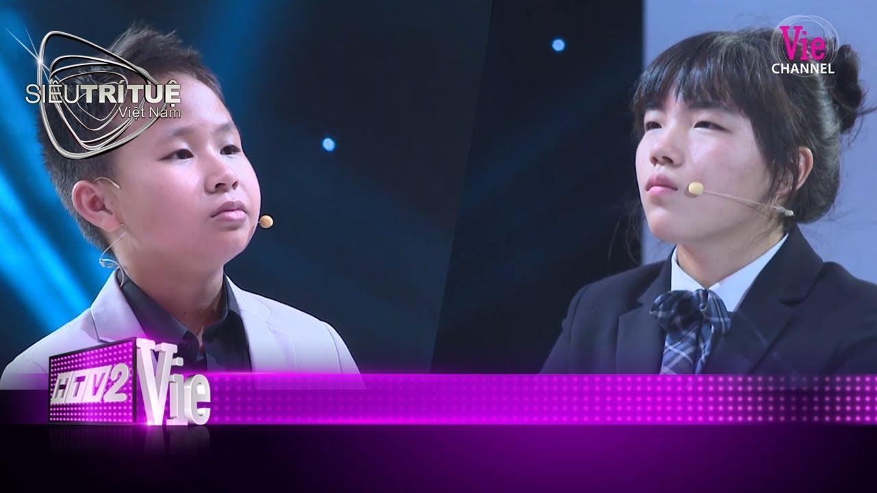 image Trận đấu tính nhẩm khiến người xem lạnh gáy: Rinne Tsujikubo vs Gia Hưng| #12 SIÊU TRÍ TUỆ VIỆT NAM