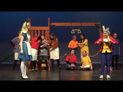 ALICE IN WONDERLAND - Yorkville School Production 2019 from YouTube · Duration:  53 minutes 20 seconds