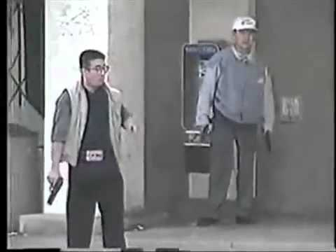 Korean Store Owners Defend Their Property With Firearms During Rodney King Riots
