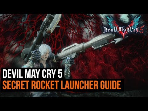 Devil May Cry 5 guide: How to get the secret rocket launcher thumbnail