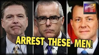 BUSTED Proof of FISA ABUSE is about to ROCK Washington DC to the CORE ReleaseTheMemo