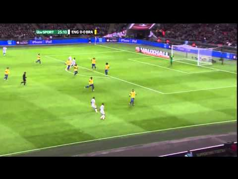 England vs Brazil   Full Match   February 6th, 2013   HD