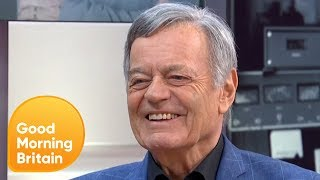 Tony Blackburn Vows to Go Vegan Just to Annoy Piers | Good Morning Britain