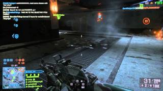 Battlefield 4 Geared Up: ACE 23 w/ ergo grip and laser - Roaming the factories