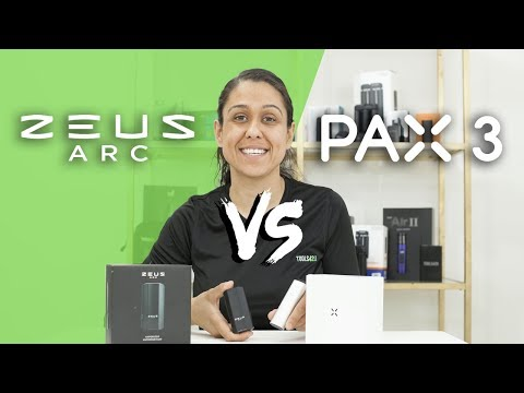 Zeus ARC GT VS Pax 3 Review & Comparison – Tools420